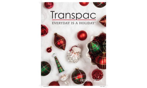 TRANSPAC 2021 HOLIDAY - CDN$ - $350.00 MIN