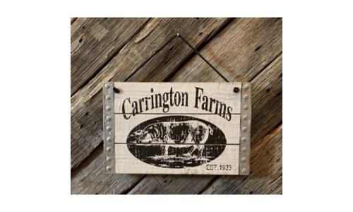 Carrington Farm Hanger