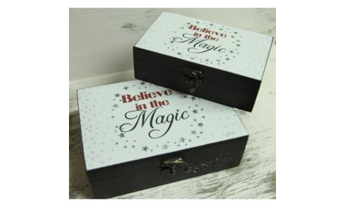 Believe In Magic Boxes Set 2