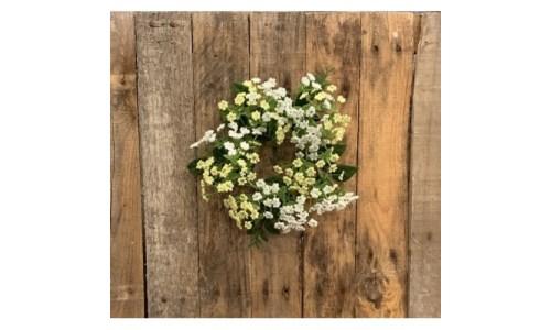 White Mini Flower C