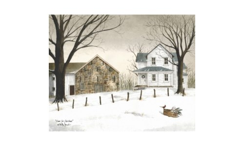 Christmas 12 x 16 in.