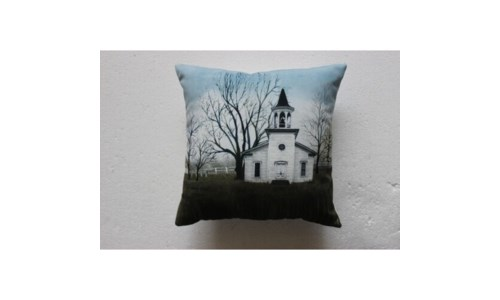 Amazing Grace Pillow 12 x 12 in.