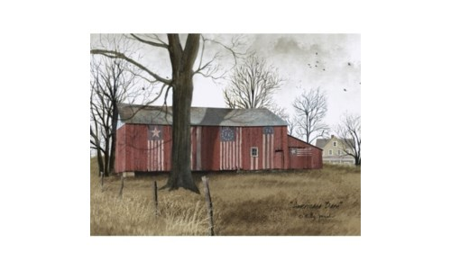 American Barn Canvas 8 in.x10 in.