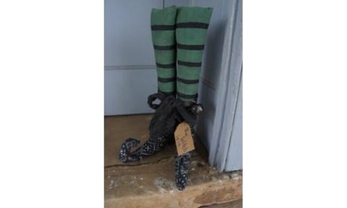 Bandana Witch Boots (set of 2)