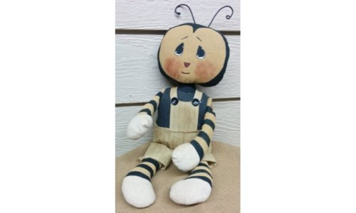 Bee Doll 17 in.