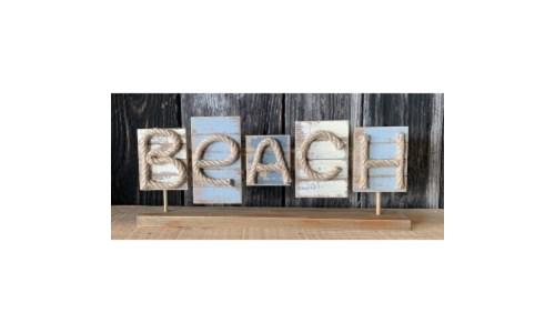 Beach Table Sitter