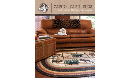 EARTH RUGS 2021 - US$ - $350.00 MIN NOTE: Shipping is currently 12-16 weeks from your order date.