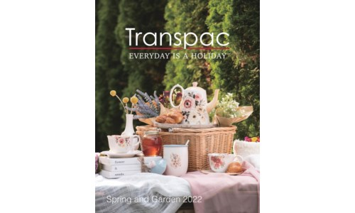 TRANSPAC 2022 SPRING AND GARDEN - CDN$ - $350.00 MIN NOTE: Pre Book NOW for delivery in January