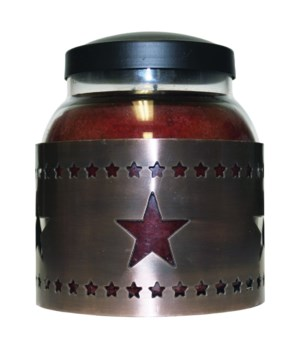 Star Sleeve Copper-Keepers