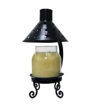 Star Candle Lamp