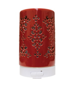 Ultrasonic Diffuser - Tapestry Red