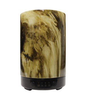 Ultrasonic Oil Diffuser - Artesian Glass Jasper Classic