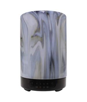 Ultrasonic Oil Diffuser - Artesian Glass Moonstone Classic