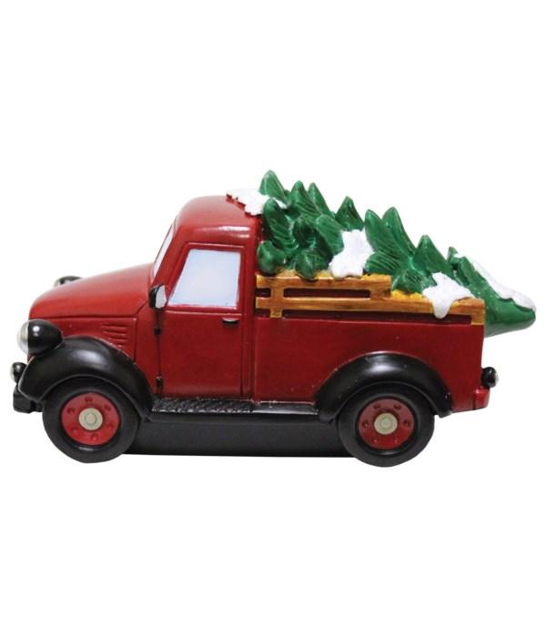 Christmas Truck- Small