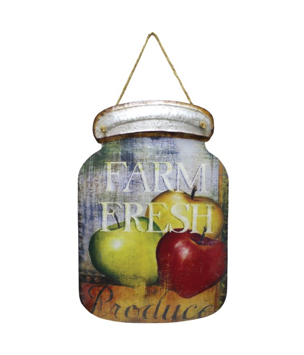 Farm Fresh Wall Decor - Juicy Apples