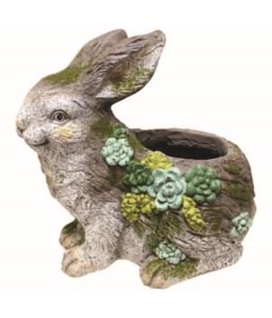 Decorative Planter-Bunny