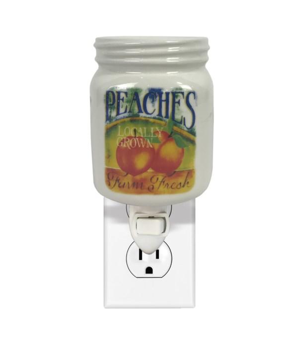 Farm Fresh (Peaches) Plug In- Wax Melter