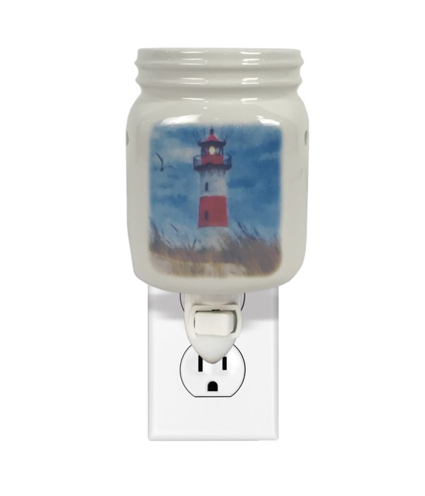 Lighthouse Plug In- Wax Melter