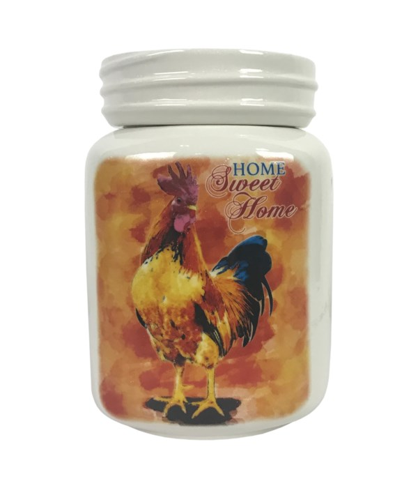 Home Sweet Home (Rooster) Table Top Wax Warmer