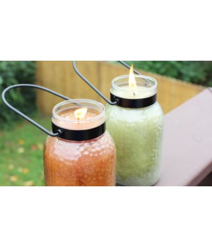PRE PACK Simplicity Lanterns 16oz Case Qty 12. Minimum of 2 per fragrance. Burn time 80hr.