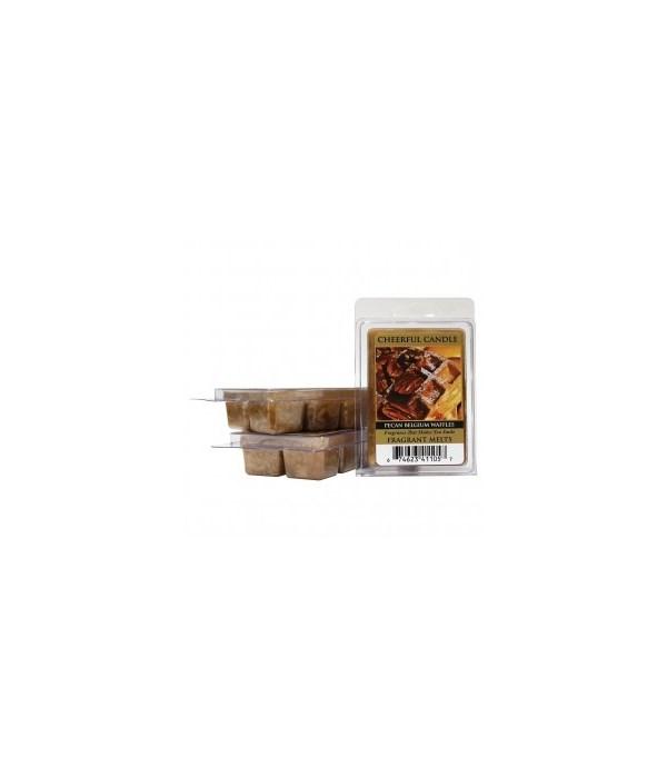 Wax Melts- Pecan Belgium Waffles