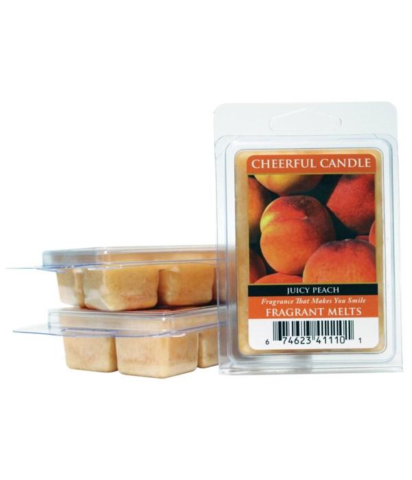 Wax Melts- Juicy Peach