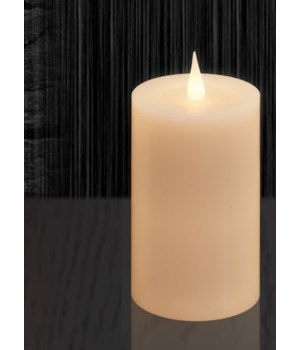 Ivory Globrite Candle 3.5 x 6 in.