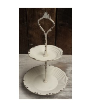 Two Tier Candy Dish