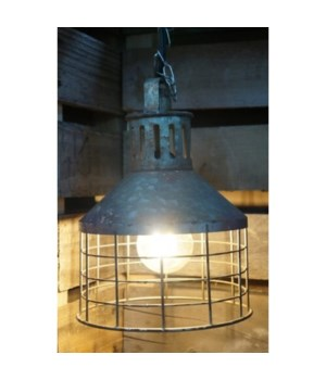 Hang Round Cage Light 10 x 7 in.