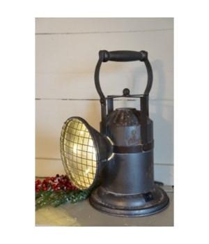 LED Rustic Antique Lantern
