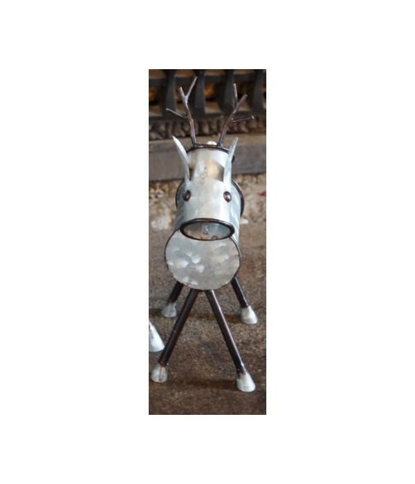 Metal Reindeer Small