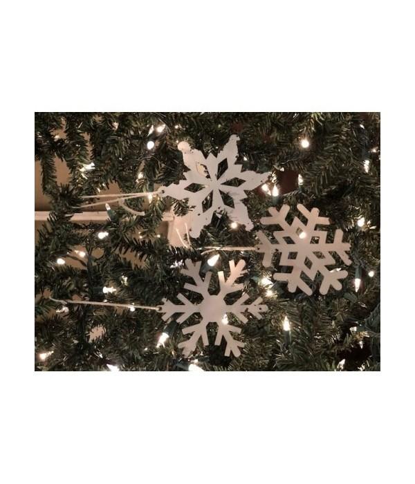 White Distr Snowflake Orn (3)