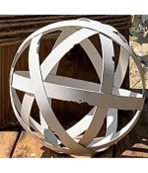 Cream Metal Band Sphere-S