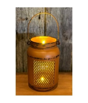 Or Dist LED Mason Jar Light Lg