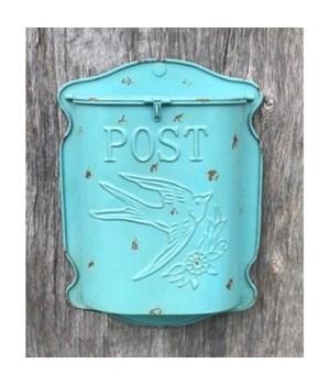 Metal Hanging Mail Box