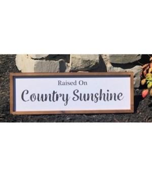Raised On Country Sunshine