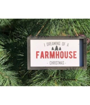 Dreaming Of A Farmhouse Sign