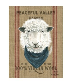 Sheep Canvas 16 x 12 in.