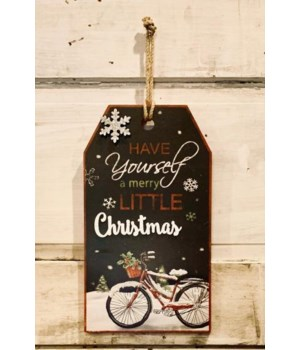 Little Christmas Hanging Tag