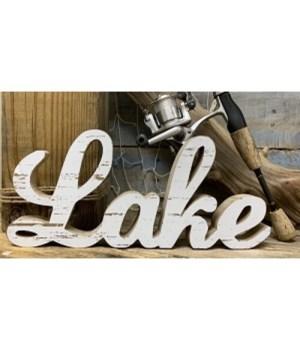 Lake Table Sitter