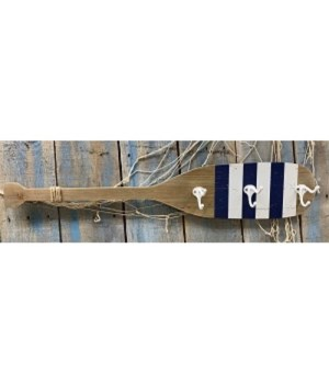 Nautical Paddle Hook Hanger
