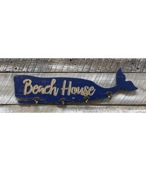 Blue Whale Hook Hanger