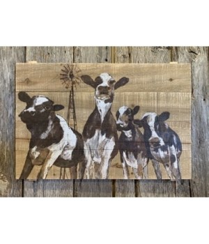 Dairy Cows Sign