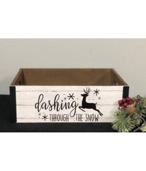 Dashing Through Snow Box