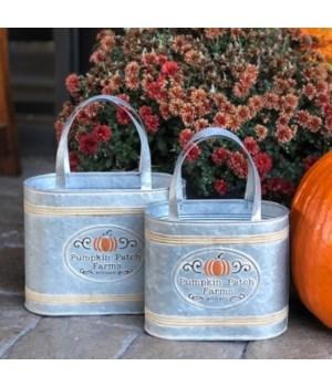 Pumpkin Patch Bags (set 2)