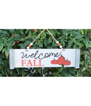 Welcome Fall Hanger