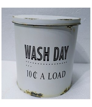 Wash Day Canister