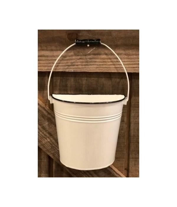 Black Rim Bucket Hanger