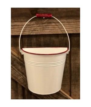 Red Rim Bucket Hanger