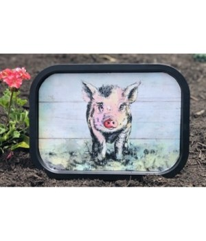Pig Metal Tray 11.5 in. x 16 in.